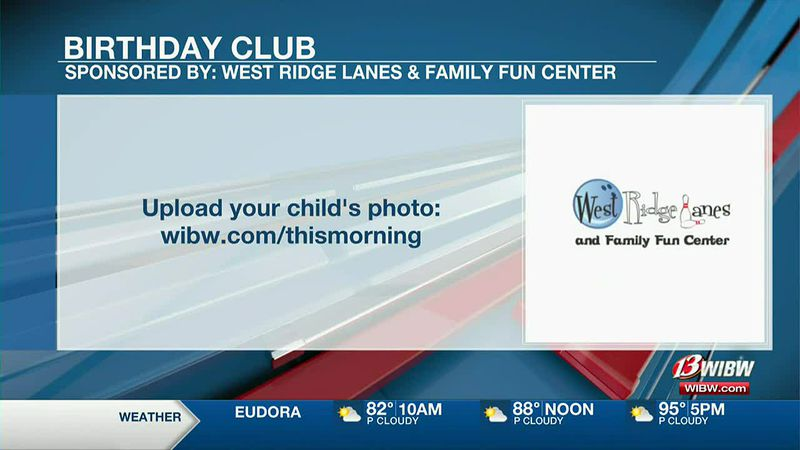 We welcomed more kids into our 13 NEWS This Morning Birthday Club on Sunday, June 20, 2021.