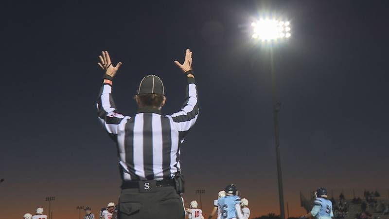 IX AT 50: Doramus-Kinley leveling the playing field in HS football officiating