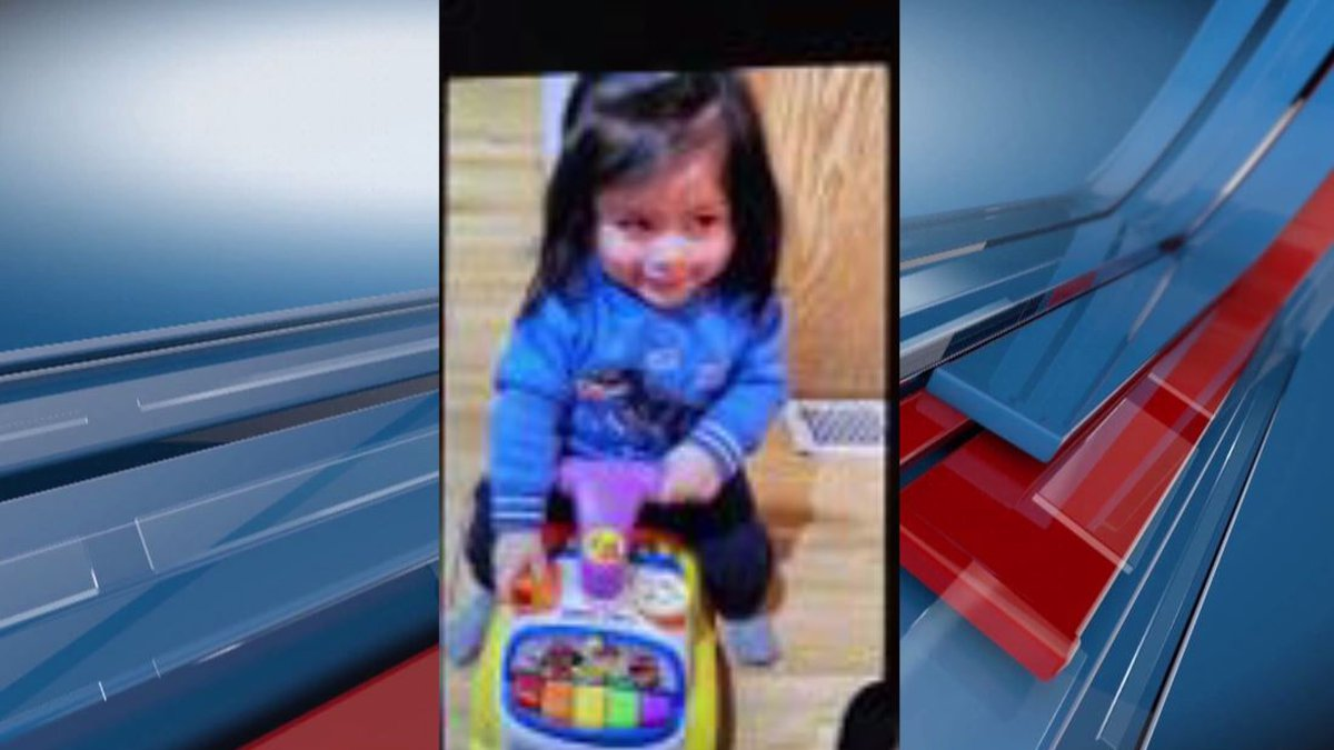 An Amber Alert has been cancelled for a missing 1-year-old boy who was last seen in the back...