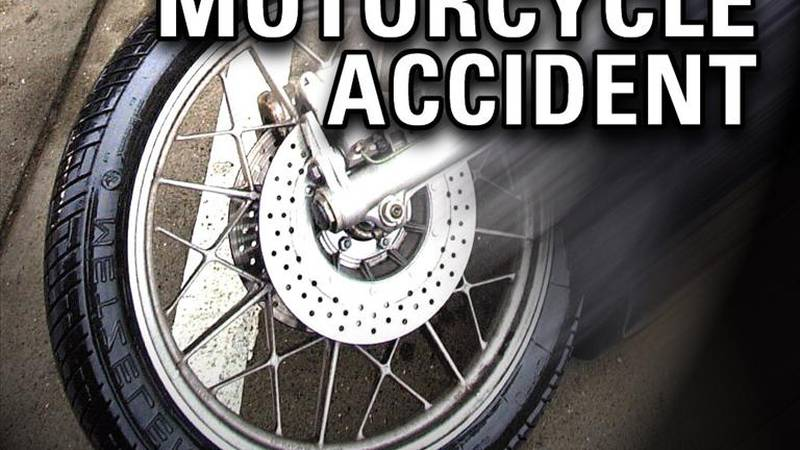 A woman suffered serious injuries when a motorcycle struck a deer Sunday afternoon in Lyon...