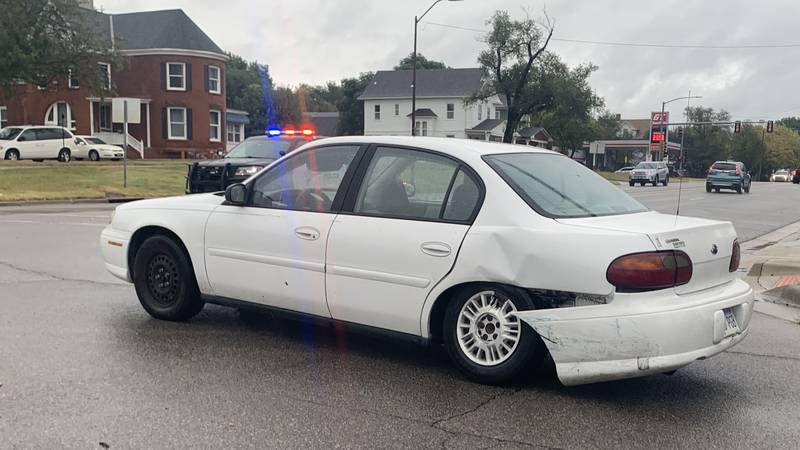 Police were investigating a hit-and-run collision Monday morning at S.W. 6th and Washburn...
