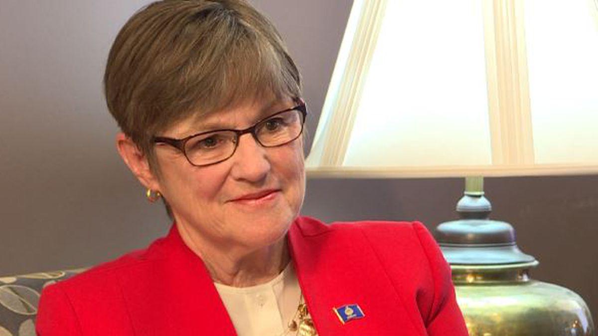 Gov. Laura Kelly (WIBW)