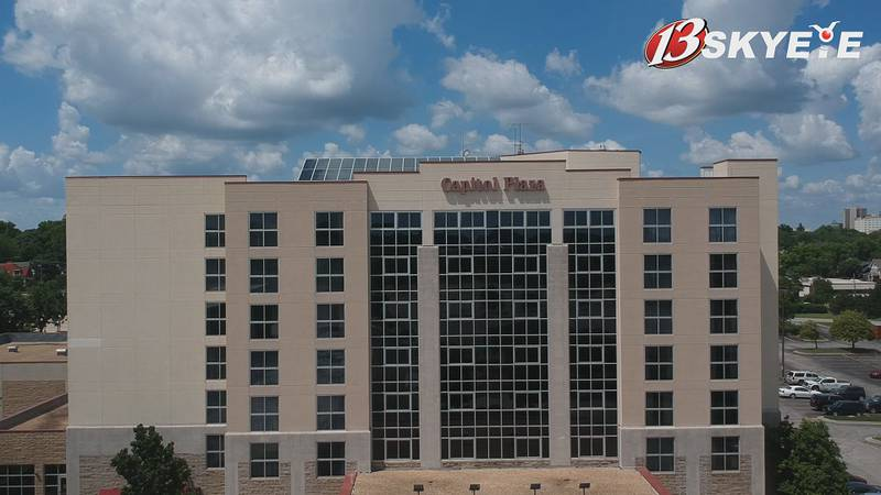 Topeka's Capital Plaza Hotel is under new ownership due to the pandemic.