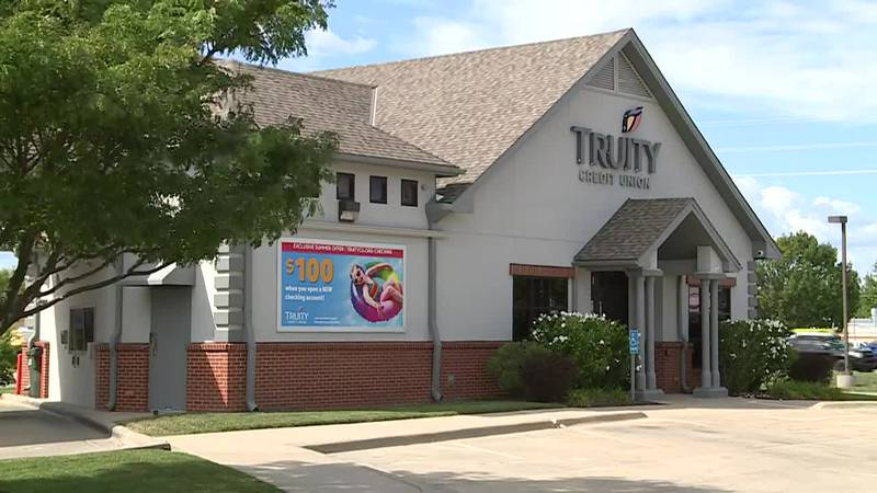 Truity Credit Union Robbed Tuesday