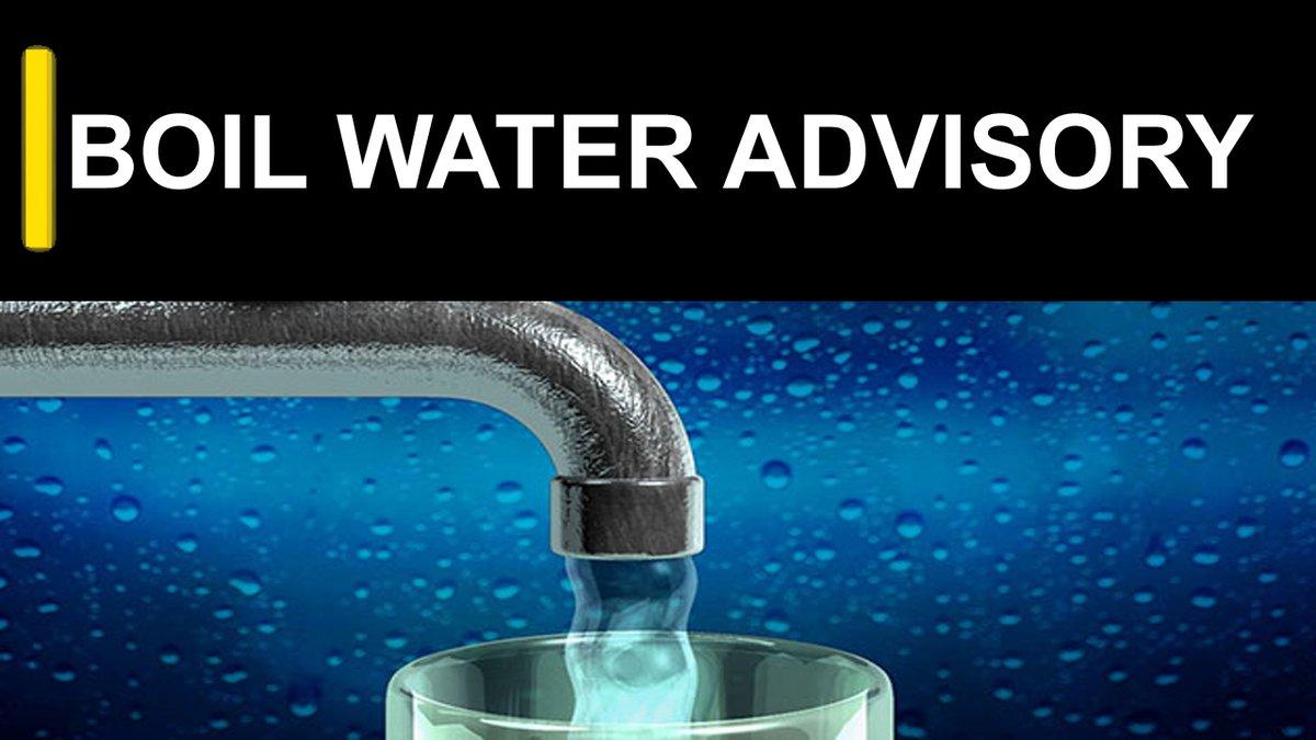 Boil Water Advisory generic