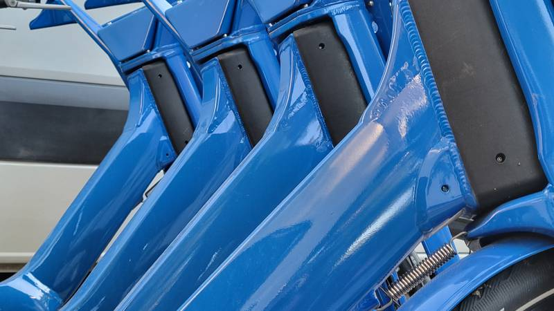 The Topeka Community Cycle Project announced it is currently distributing the former bike share...