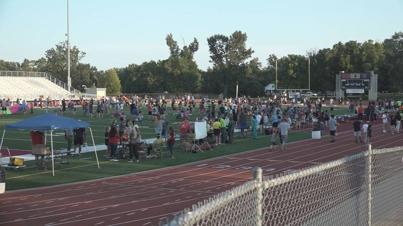 Family Fitness Fun Night at Hummer Sports Park