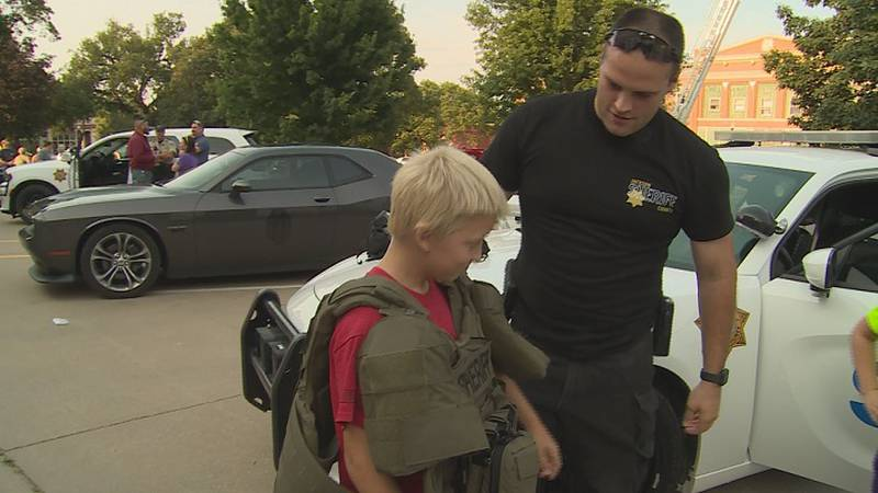 Jackson Co. National Night Out