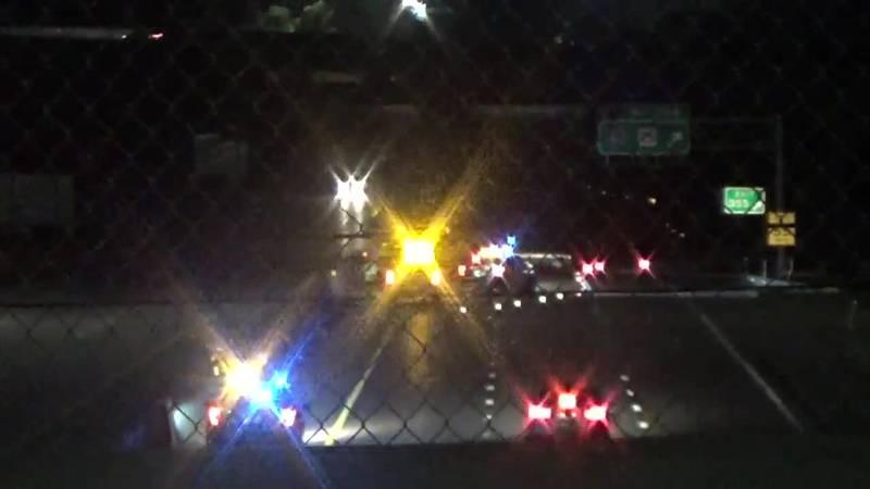 I-70 Pedestrian Accident near Auburn Rd. Exit.