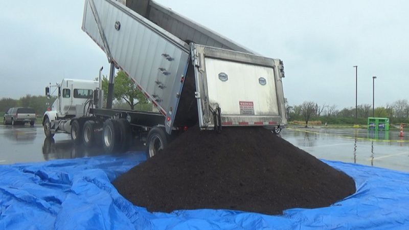 Dillons offering free compost soil