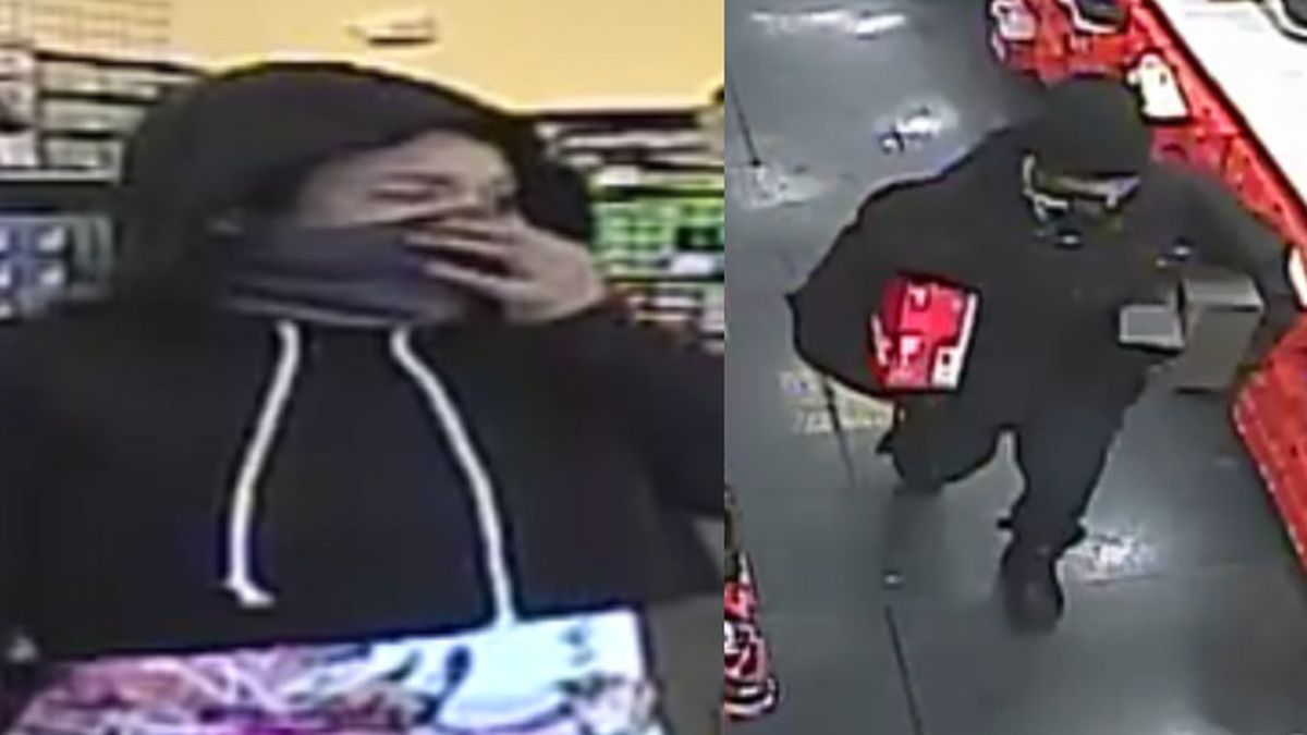 TPD is asking for help identifying these two people.
