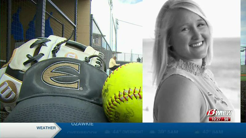 Former Emporia State softball play Jacie Stephens passed away after giving birth to her child....
