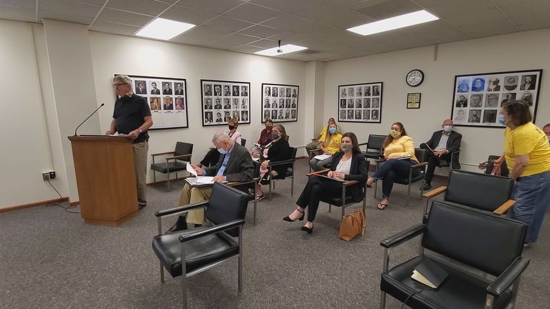 2021 Shawnee Co. Budget Meeting