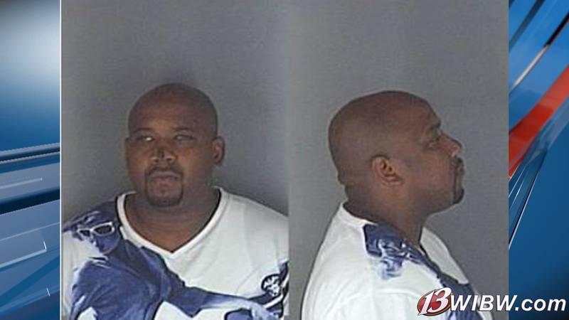 Keisson Smith, 41, of Topeka.