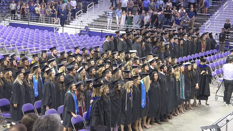 KSU - College of Education graduation ceremony