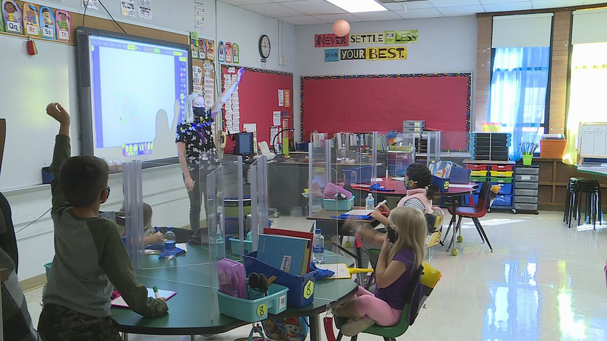 Topeka Public Schools has a new committee studying the impact of year-round school. (File photo)