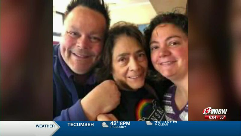 A Topeka family loses their loved one to COVID-19