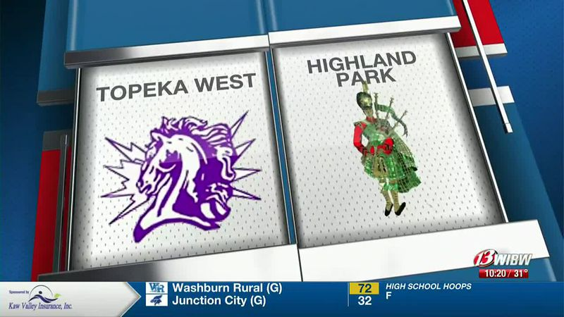 KPZ Topeka West vs Highland Park