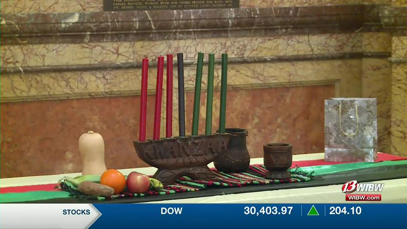 The second annual Kwanzaa celebrations heads to Topeka