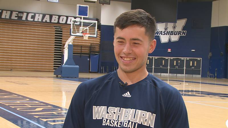 Washburn guard Tyler Geiman will play an extra season for the Ichabods. This because of an NCAA...