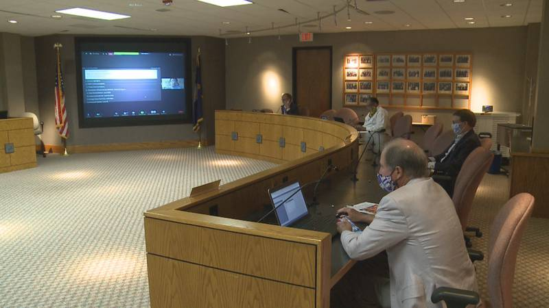501 approves COVID-19 re-opening plan
