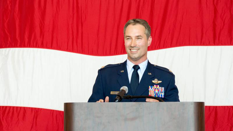 The man who leads the 190th Air Refueling Wing will be stepping down this October.