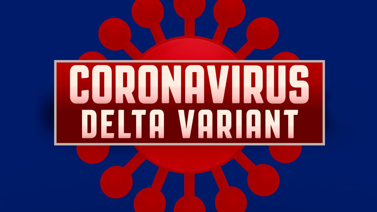 The highly contagious Delta variant of Covid-19 is confirmed here in Laredo.