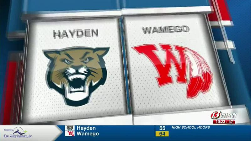 KPZ Hayden vs Wamego