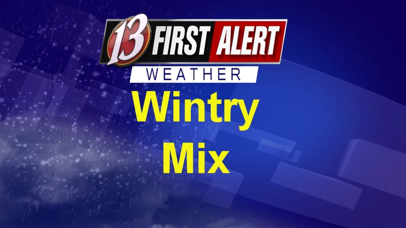 First Alert Wintry Mix