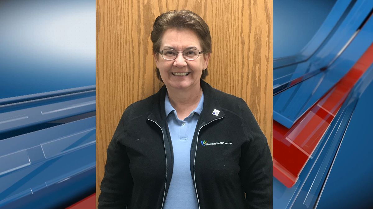 Mary Jane Damme has received official certification to provide hand therapy at Wamego Health...