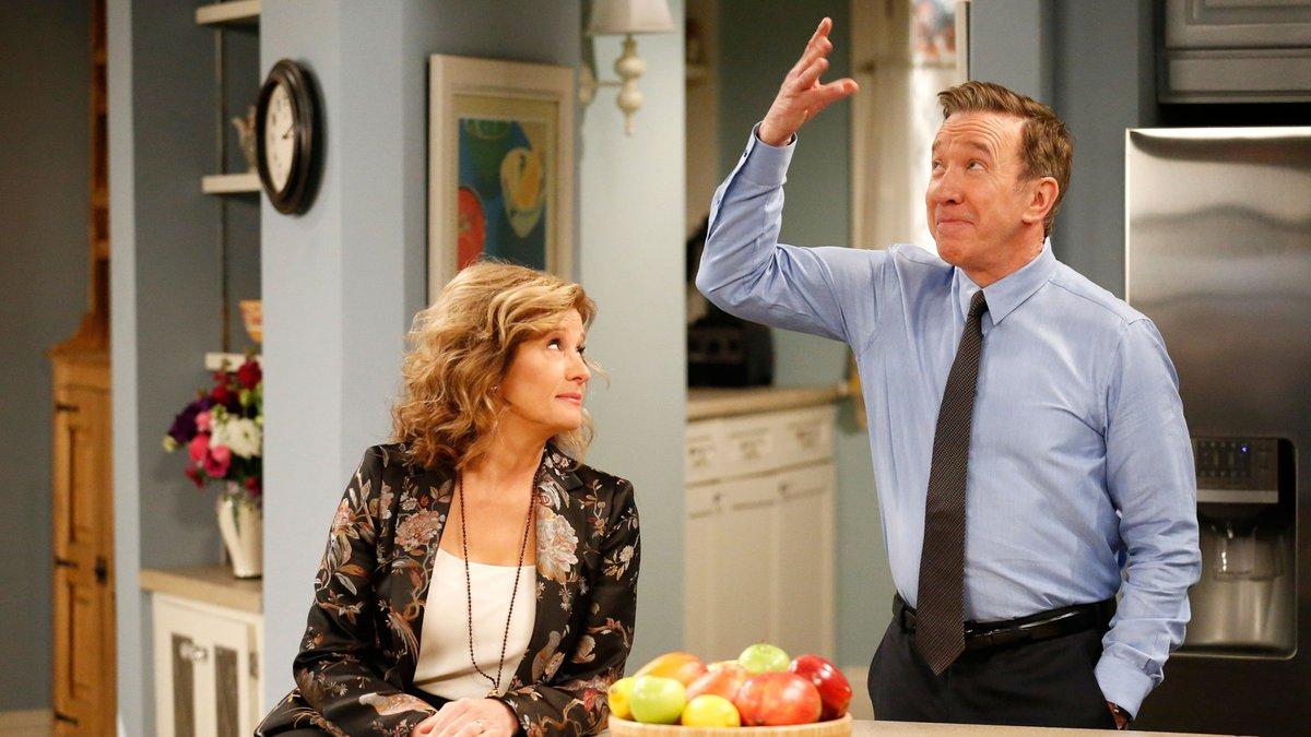 """FILE - Still from """"Last Man Standing"""" on ABC. Tim Allen played dad favorite Tim Taylor on Home..."""