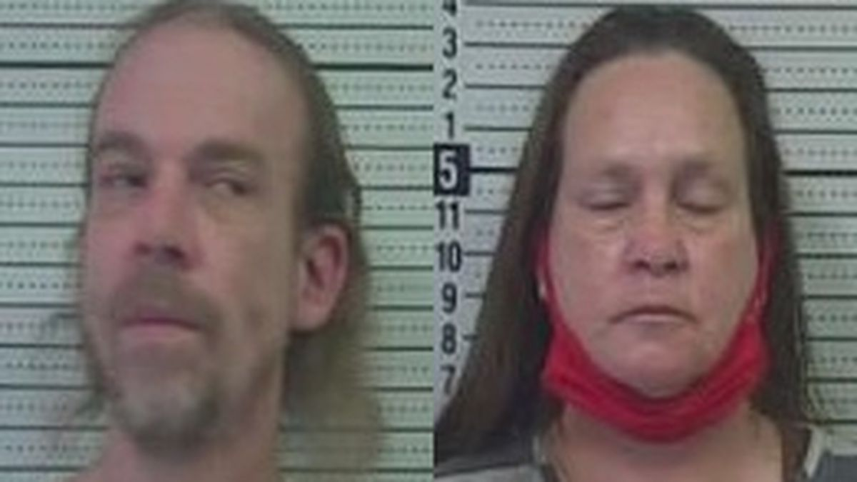 Michael J. Andrews, 52, and Jennifer A. Courtney, 49, were arrested Saturday morning in Hoyt...