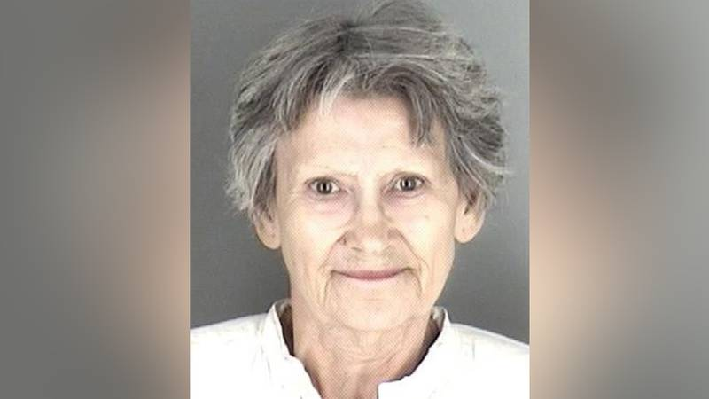Mary C. Ortega, 72, of Topeka, was arrested Tuesday after police say she pulled a gun on...