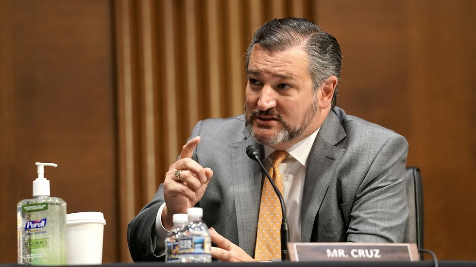 Cruz urges Department of Justice to investigate Netflix film 'Cuties'