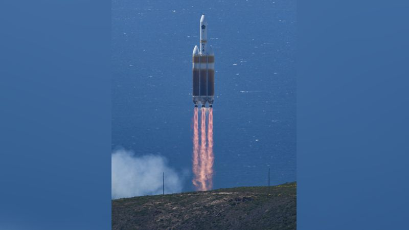 The name will be changed to Vandenberg Space Force Base during an afternoon ceremony on the...