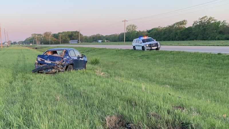 Emergency crews responded to a rollover crash around 6 a.m. Friday in the 6800 block of N.W....