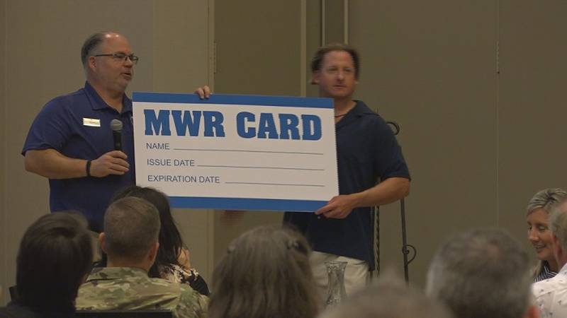 Fort Riley announces MWR card program, allowing pre-approved civilians access to specific...