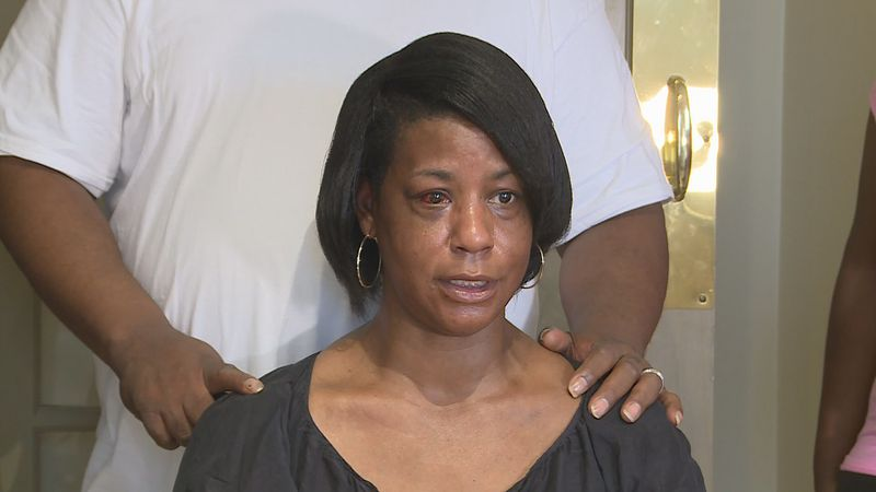 Advocates for a woman who says a Topeka police officer used excessive force when arresting her,...