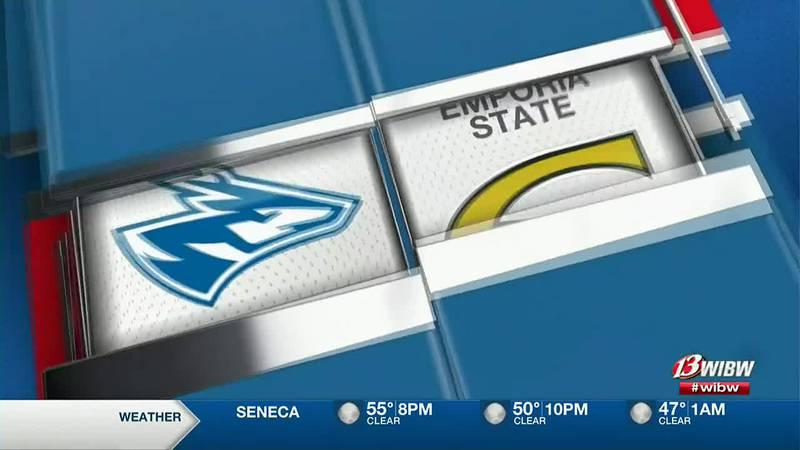ESU's upset bid to #21 Nebraska-Kearney falls short, 42-35