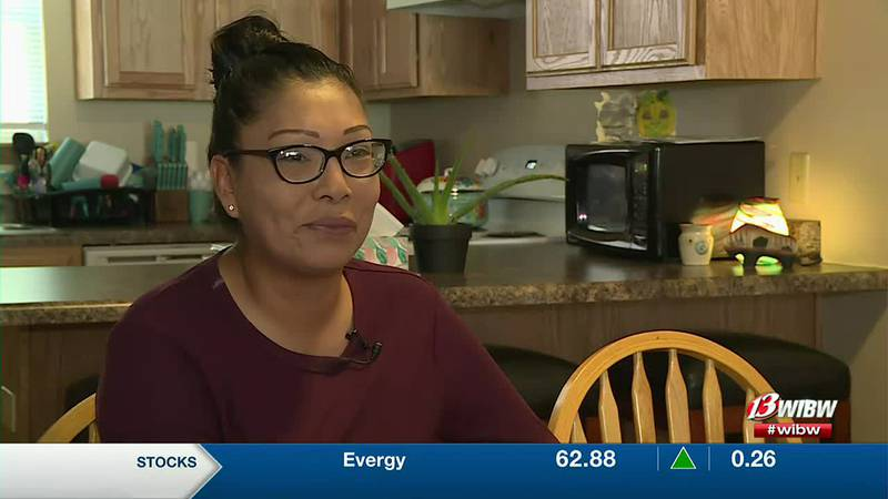 Local partners help families get a new home