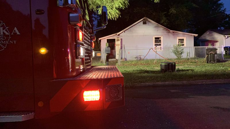An early-morning fire on Friday caused an estimated $10,000 damage to a house at 647 N.E....