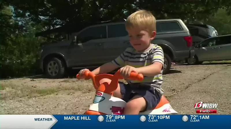 A Topeka family is keeping up their Labor Day tradition