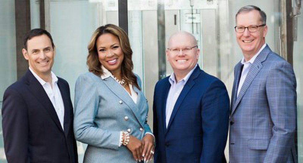 Credo ESG Solutions Leadership Team (L-R): COO and General Counsel William Pleasant, Chief...