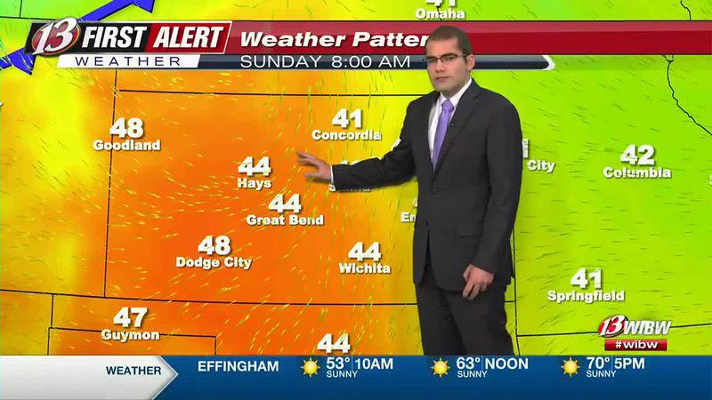 Sunday Morning Weather Segment