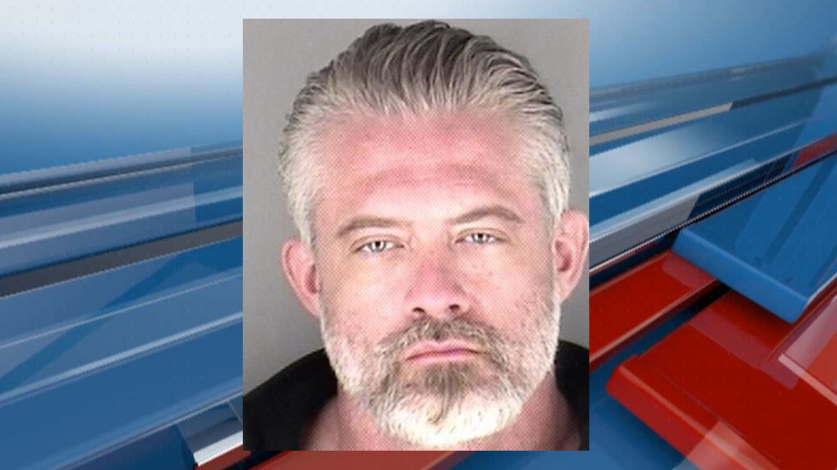 Brian Newell, a Topeka Dentist is facing multiple charges including violation of a protection...