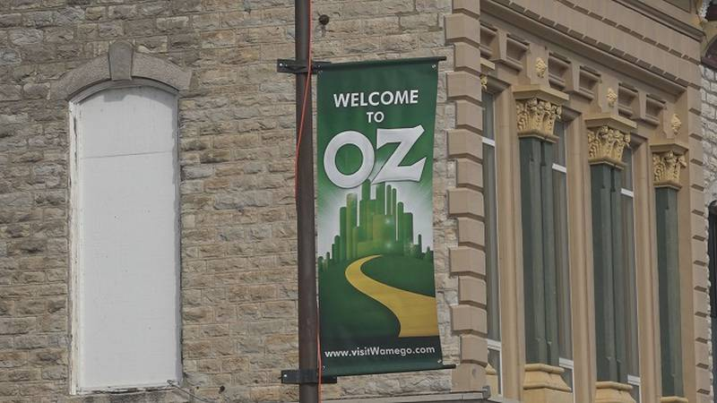 Wamego invites all Wizard of Oz fans to celebrate Oztoberfest