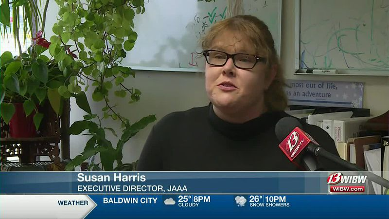 JAAA and Gov. Kelly offices work to help older Kansans.
