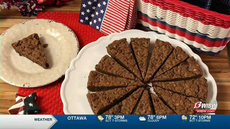 Charlene Patton - Double Chocolate Skillet Cookie