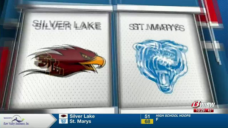 KPZ: (B) Silver Lake 51, St. Marys 68