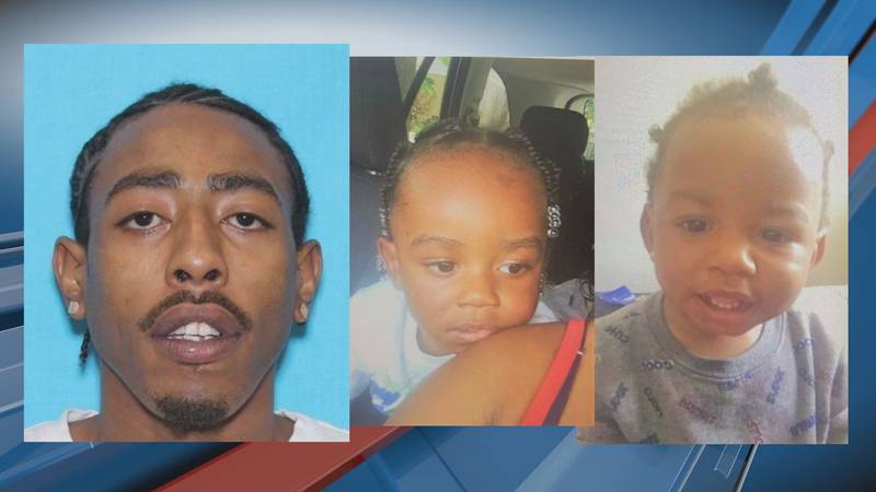 Jamias Lowe, 1, and Gary Lowe IV, 2, were found safe early Friday morning after a man kidnapped...